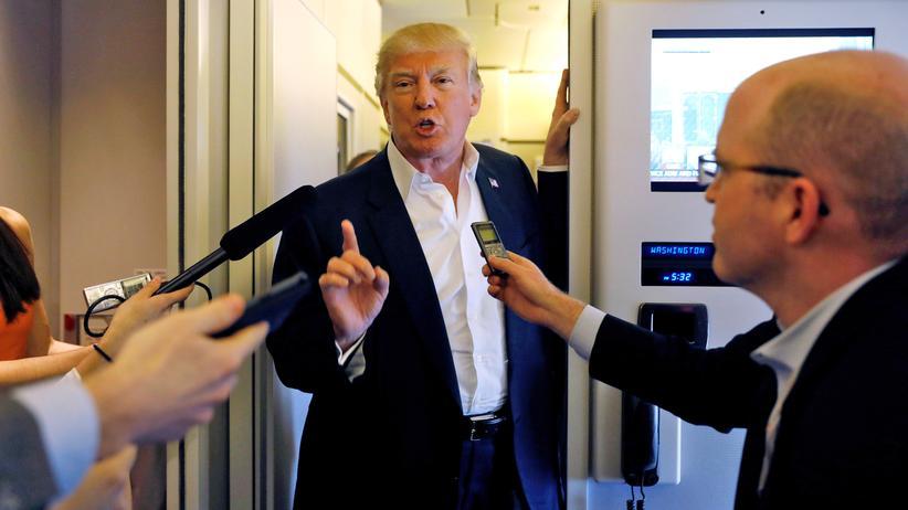 US-Regierung: US-Präsident Donald Trump