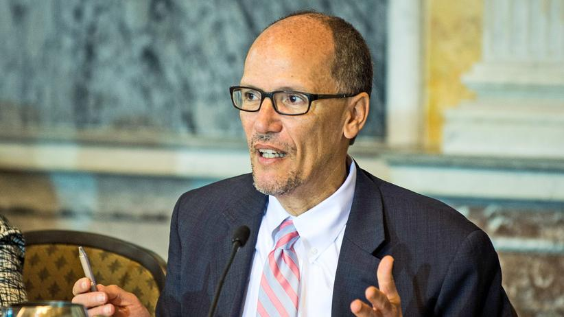 Tom Perez USA Demokraten
