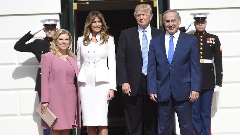 Benjamin Netanjahu: Trump bricht mit der Maxime der Zweistaatenlösung
