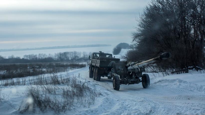 Ostukraine: Nato nimmt Russland in die Pflicht