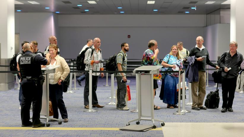 USA Einreisestopp Visa