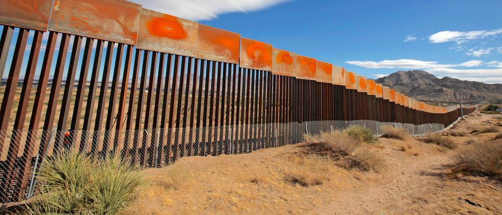 USA Mexiko Mauer
