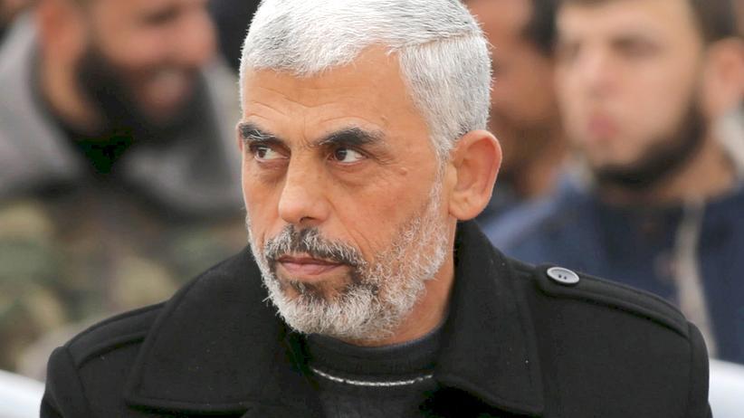 Yehia Sinwar Hamas
