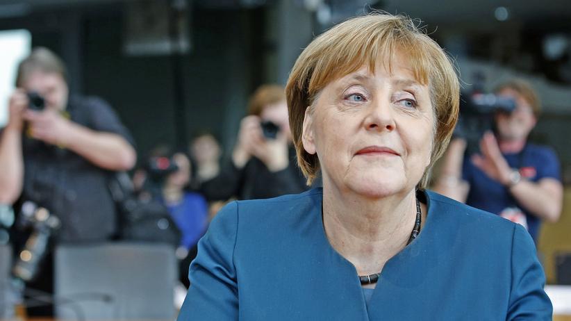 Angela Merkel: Angela Merkel