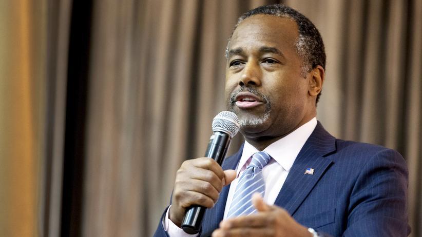 """Ben Carson: US-Minister bezeichnet Sklaven als """"Einwanderer"""""""