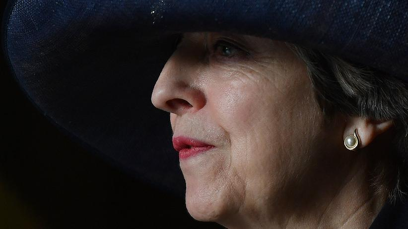 Brexit: Premierministerin Theresa May