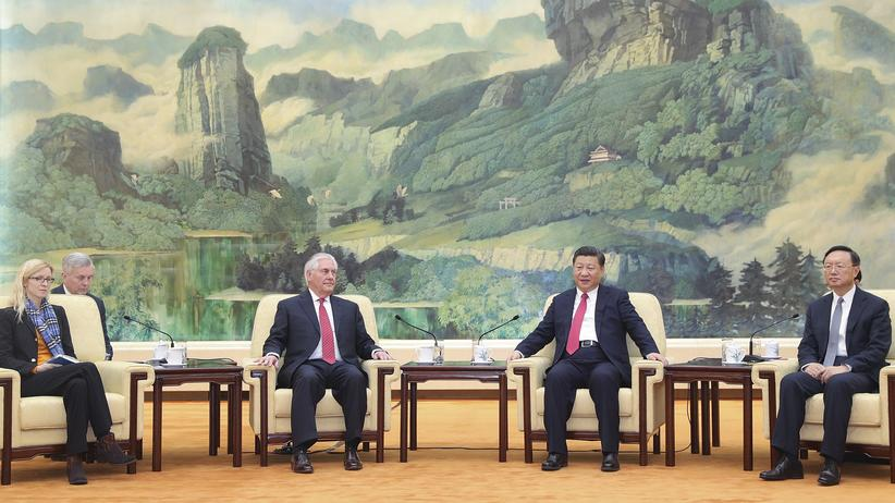 china-usa-trump-tillerson-nordkorea-besuch