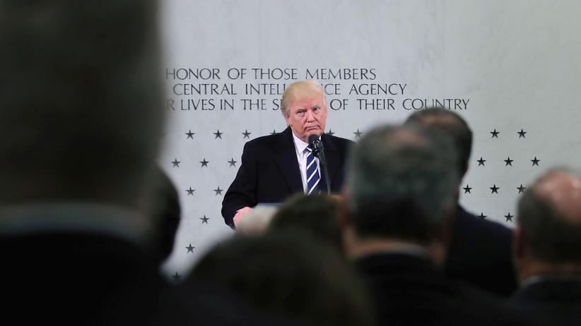 CIA: Die Spione des Präsidenten
