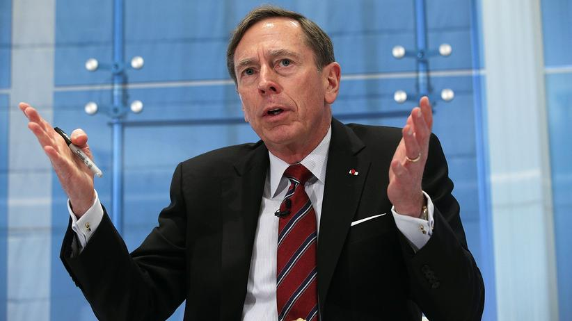David Petraeus: Petraeus in Washington