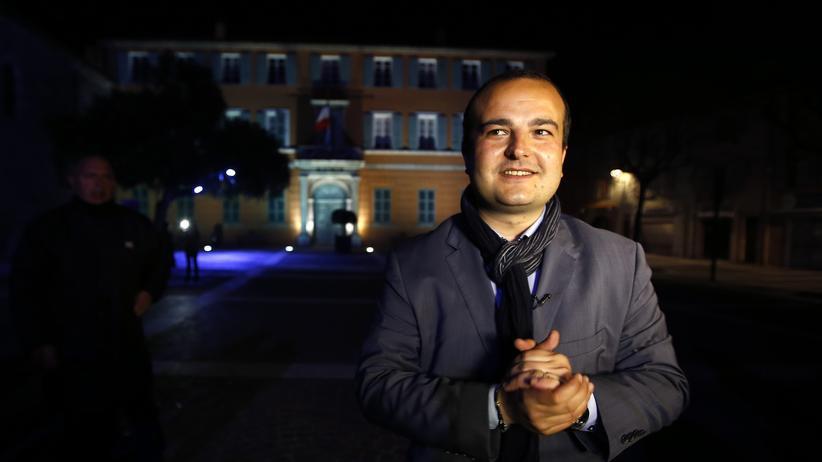 Fréjus: Der Bürgermeister David Rachline