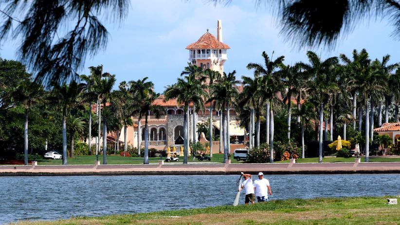 Mar-a-Lago: Florida wehrt sich gegen Trumps Luxusbesuche