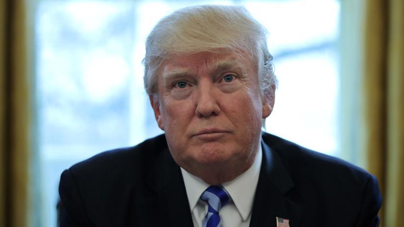 Trump: Demokraten sollen an neuer Gesundheitsreform mitwirken