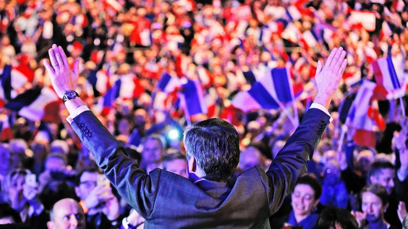 Präsidentschaftswahl in Frankreich: Der Konservative François Fillon, einer der beiden Proeuropäer im Rennen