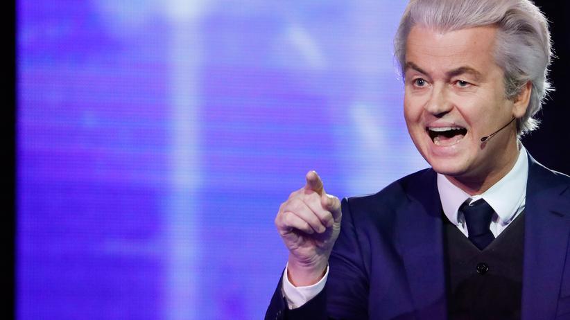 Geert Wilders: Auf der Suche nach Eskalation