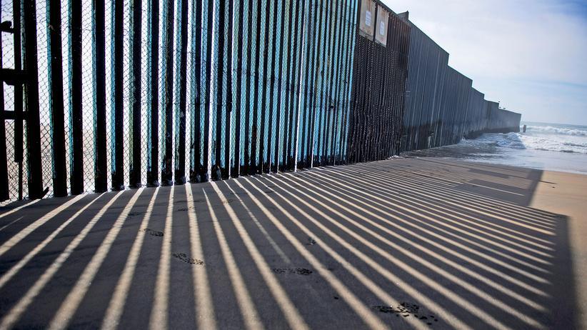Mauer zu Mexiko: Schön soll sie sein, und unüberwindbar