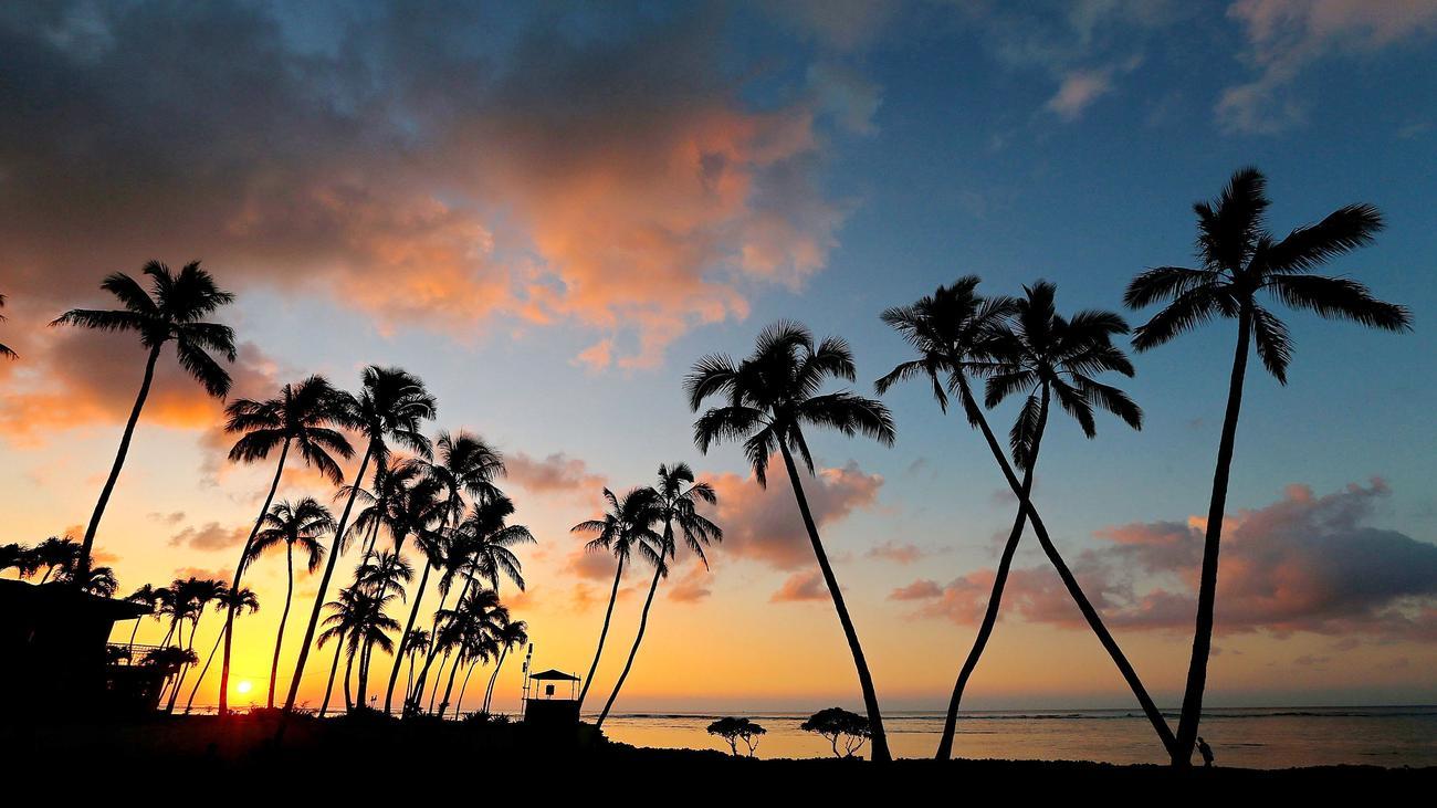 hawaii erster us bundesstaat will gegen neues einreiseverbot klagen zeit online. Black Bedroom Furniture Sets. Home Design Ideas