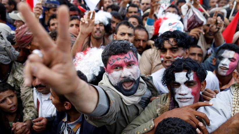 Sanaa: Massenproteste in Jemens Hauptstadt