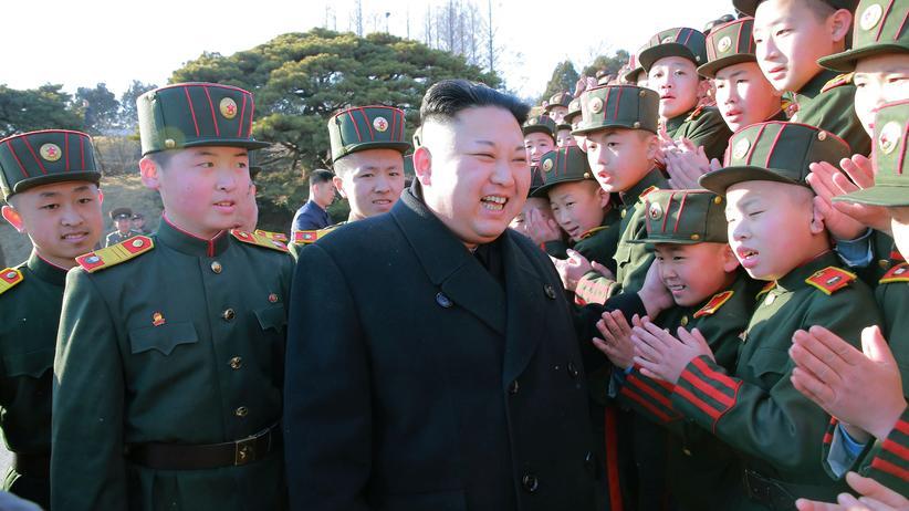 Trump versus Kim Jong Un: USA stationieren Raketenabwehrsystem in Südkorea