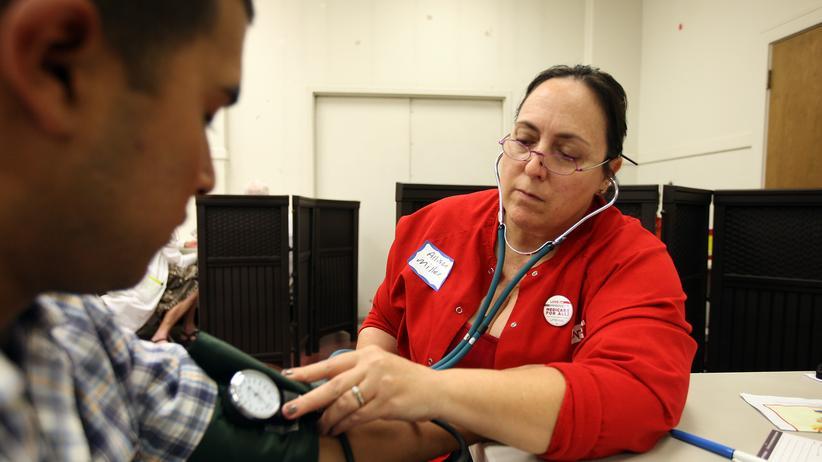 Millionen US-Bürgern droht Verlust der Krankenversicherung
