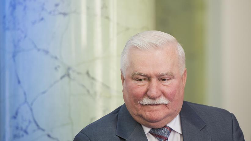 Polen: Der Friedensnobelpreisträger Lech Wałęsa wirft der Regierung der PiS Schwindel vor.
