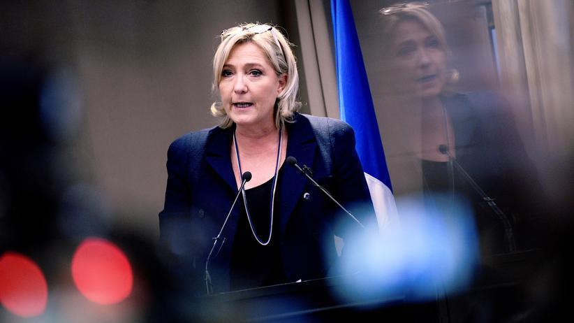 Front National: Marine Le Pen