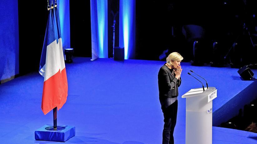 Marine Le Pen: Was, wenn sie gewinnt?