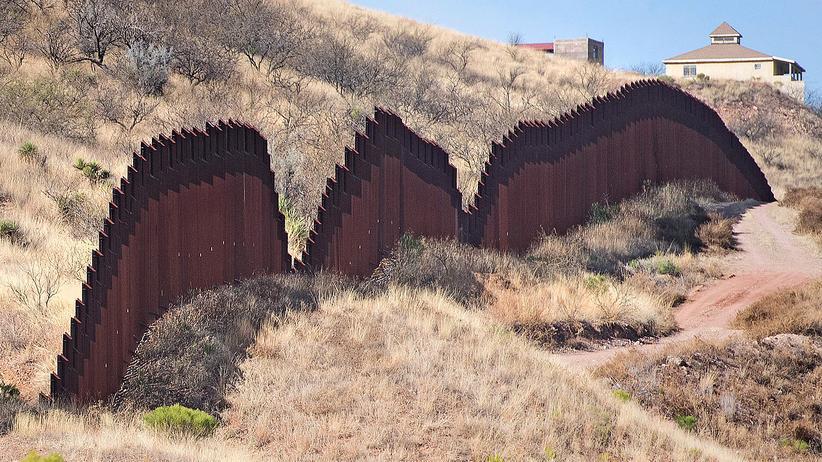 Mauer zu Mexiko: Leben an der Grenze