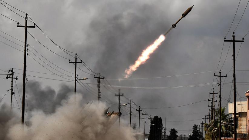 Irak: Armee meldet Rückeroberung des Bahnhofs Mossul