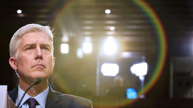 Neil Gorsuch: Widerstand gegen Trumps Kandidaten für Supreme Court wächst