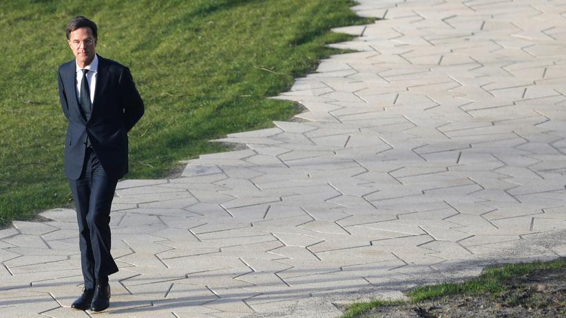 Niederlande: Mark Rutte muss geeignete Koalitionspartner finden.