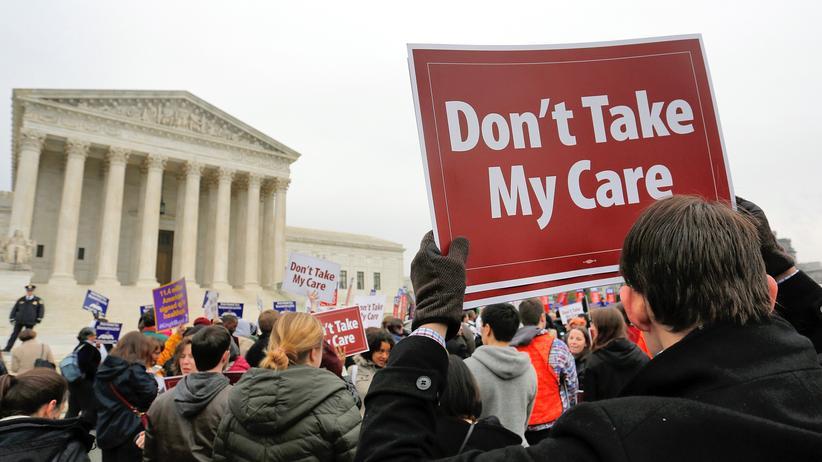 Im Senat gibt es aber bereits Republikaner, die den Vorschlag kritisch sehen.