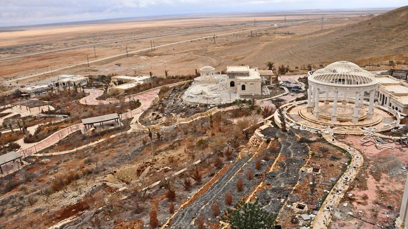 """""""Islamischer Staat"""": Palmyra wieder vollständig in syrischer Hand"""