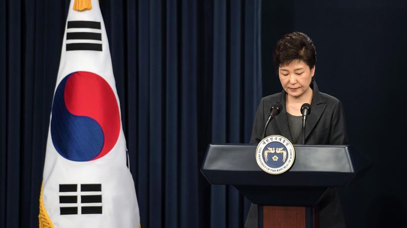 Park Geun Hye: Südkoreas Verfassungsgericht setzt Präsidentin ab