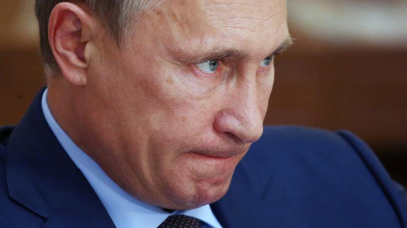 Russland: Zu viel Putin-Panik