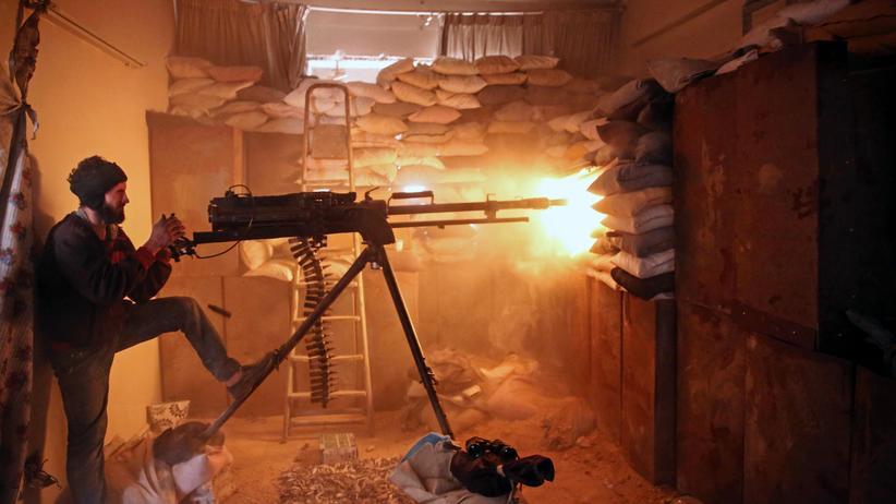 Syrien: Schwere Gefechte in Damaskus