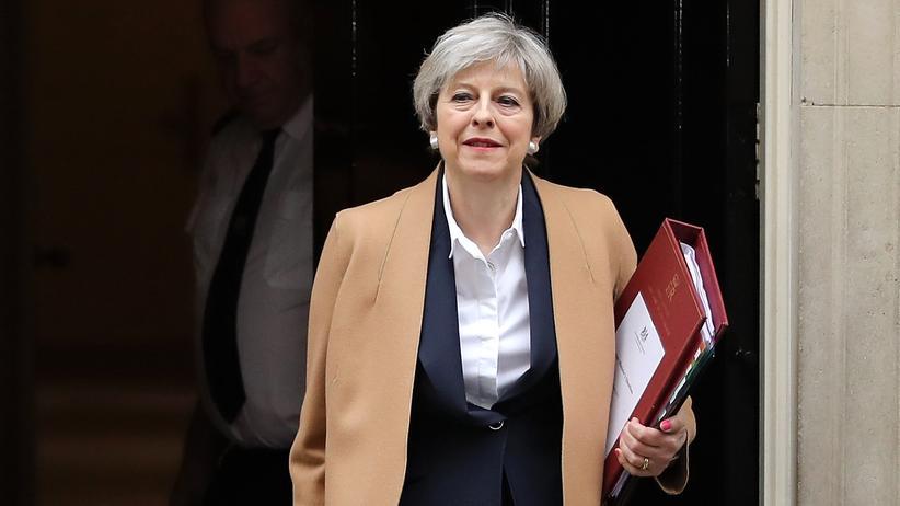 Großbritannien: Premierministerin Theresa May