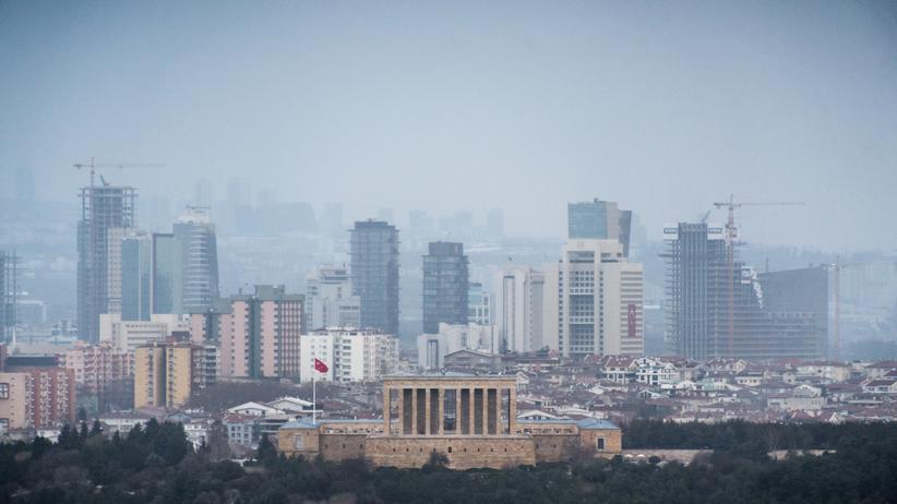 Türkischer Geheimdienst: Der türkische Geheimdienst MIT hat seinen Hauptsitz in Ankara.
