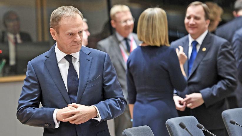 Tusk EU Europa