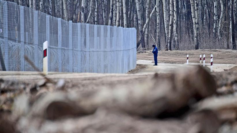 Ungarn: Patrouille entlang der serbisch-ungarischen Grenze