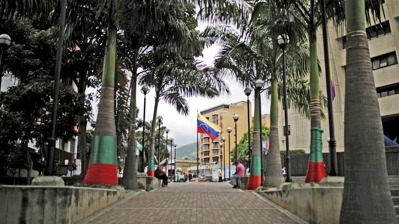 Nicolás Maduro: Das Oberste Gericht in Venezuela