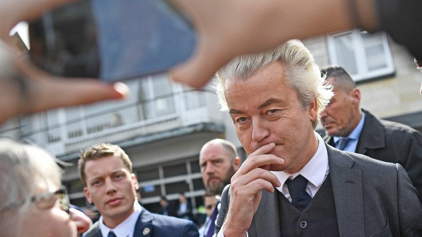 Wilders Niederlande Populismus