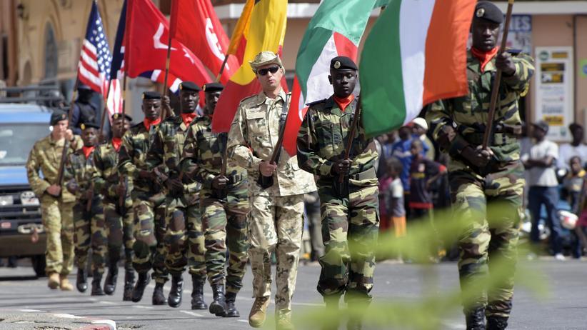 Horn von Afrika: Die Africom soll von US-Truppen unterstützt werden, um gegen die Al-Shabaab-Miliz zu kämpfen.