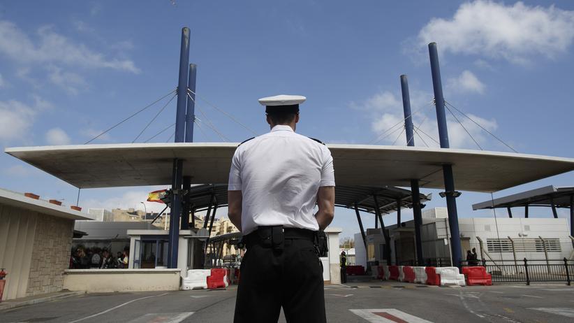 Gibraltar: Kontrollen an der Grenze zwischen Spanien und Gibraltar