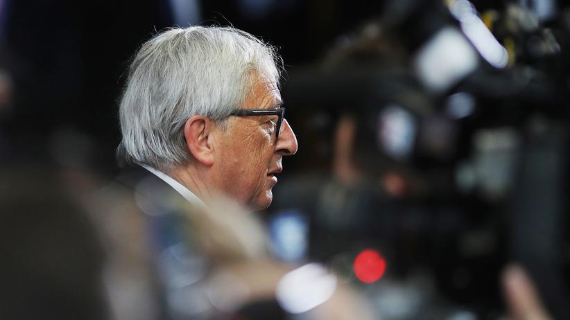 EU-Gipfel zum Brexit: EU-Kommissionspräsident Jean-Claude Juncker schätzt, dass der Brexit Großbritannien etwa 60 Milliarden Euro kosten wird.