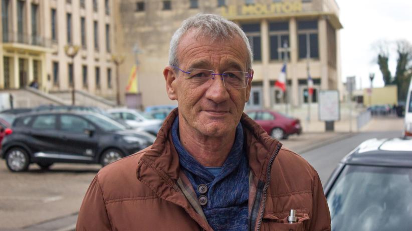 Arbeiterklasse in Frankreich: Denis Pesce, CGT-Leiter für das Département Moselle