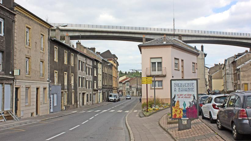 Frankreich Wahl Hayange