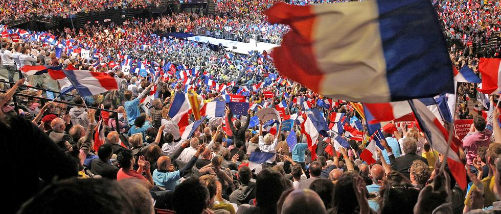 Frankreich Wahl Vorbericht