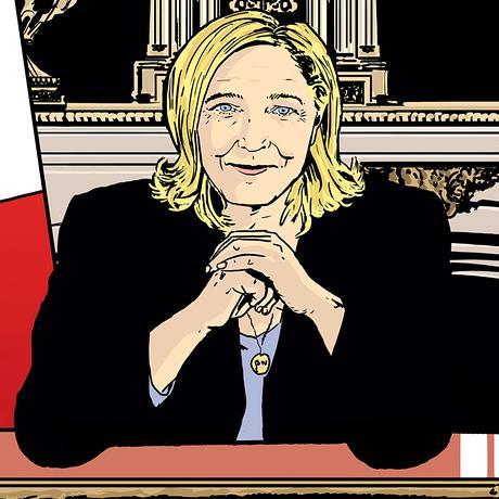 Marine Le Pen: Die erste französische Präsidentin