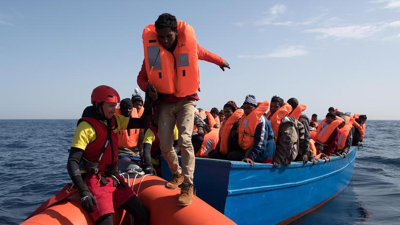Europäische Union: Libyen fordert von EU bewaffnete Boote zum Küstenschutz