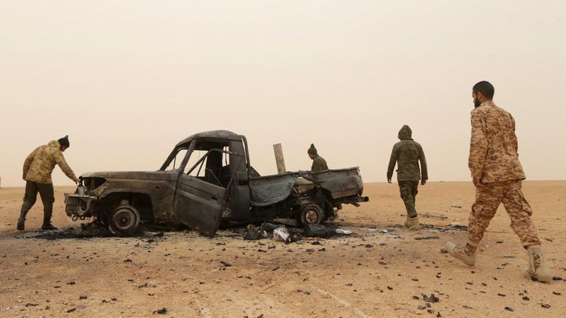 Libyen: UN warnen vor Eskalation der Gewalt